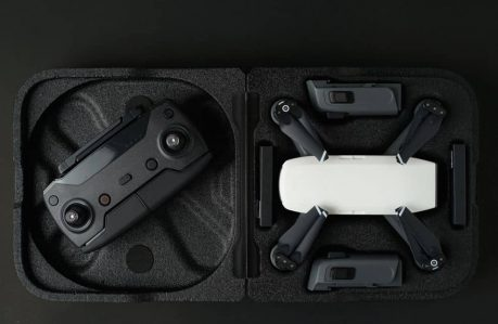 Does the Drone Come With Any Accessories - hard case