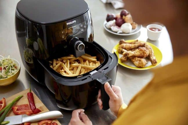 How Air Fryers Work