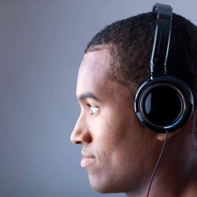 How Can You Use Over-Ear Headphones - on ear