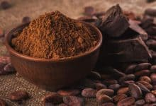 How Much Caffeine Do You Need - Cocoa powder