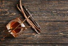 How Much Caffeine Do You Need - Vanilla extract