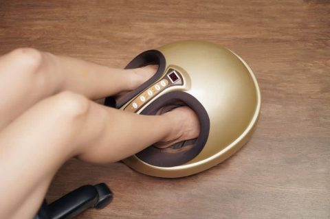 How Much Should You Spend on a Foot Massager