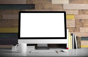 How to Choose the Best Spot for Your Monitor - flat or stable
