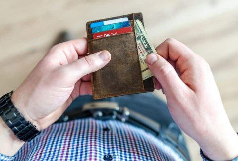 How to Pack Your New Wallet