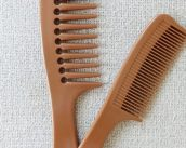 How to Stay Clean While Cutting Your Hair at Home - Comb