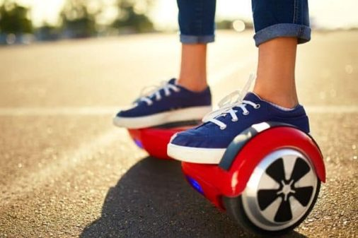 How to Use and Ride a Hoverboard