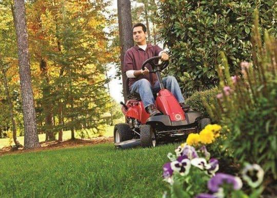In-Depth Product Review Troy-Bilt Premium Neighborhood Riding Lawn Mower