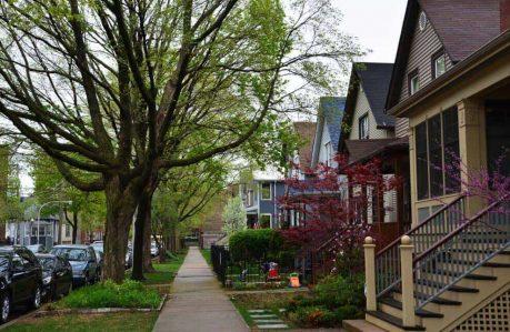 Noise Canceling Technology - streets outside