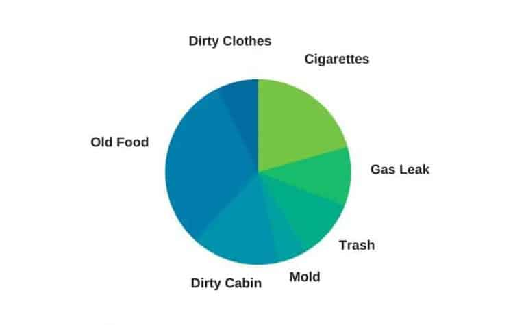 Odors in Your Car