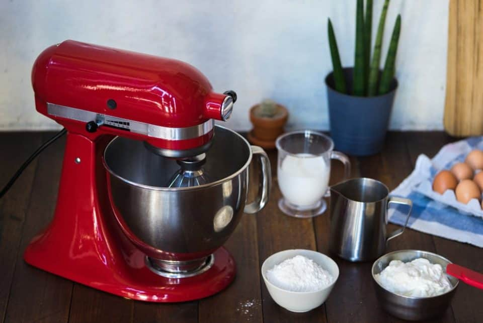 Our Top Pick - Best KitchenAid Mixers