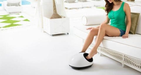 Reasons to Use a Foot Massager