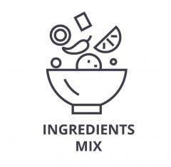Selection Criteria - Ingredients