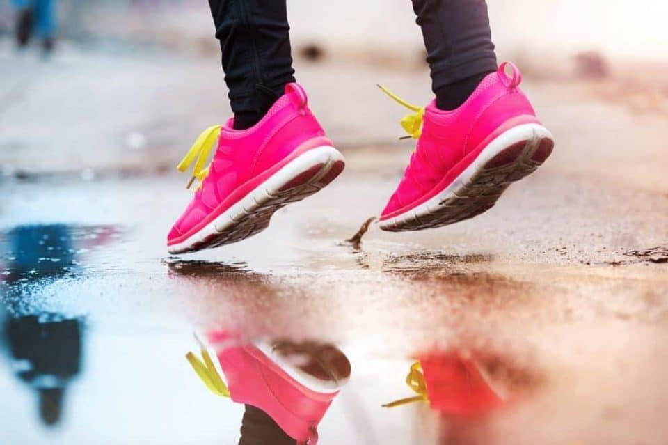 Shopping Guide for Walking Shoes