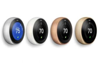 Smart Thermostat Review - Nest Learning Thermostat