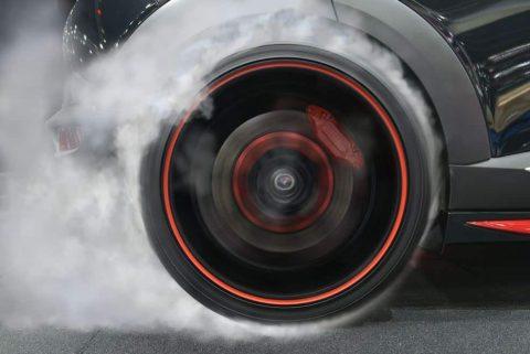 Standard vs. Performance Tires