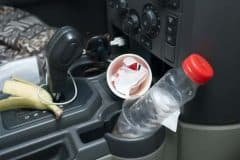 Tips for Cleaning Out Your Car - Remove everything