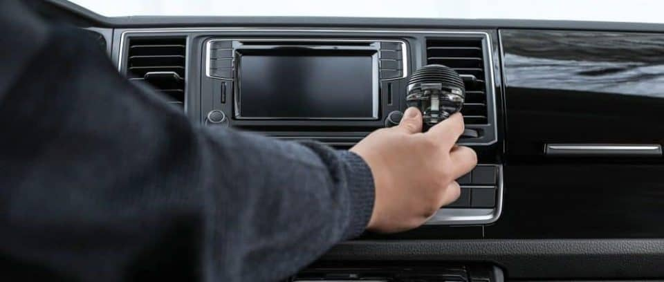 Tips for Using Air Fresheners in Your Car
