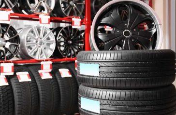 Truck vs. Car vs. SUV - p tire design