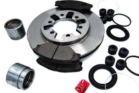 Types of Brake Pads - Brake Kits