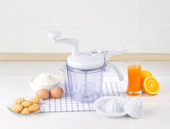 Types of Food Processors - Manual