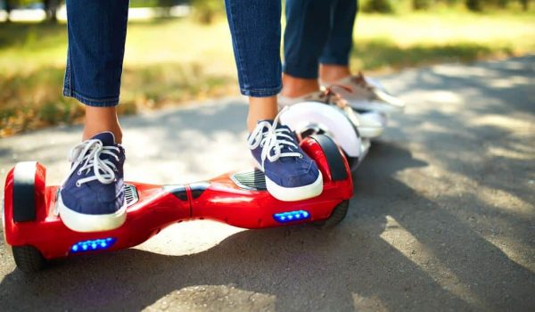 Types of Hoverboards - Two-Wheel