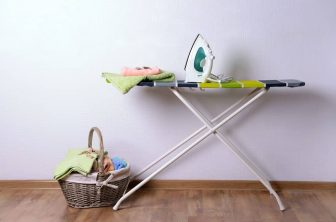 Types of Ironing Boards - Freestanding