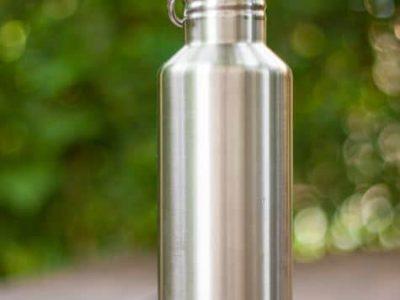Types of Water Bottles - Metal Water Bottles