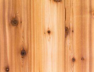 Types of Wood - Cedar