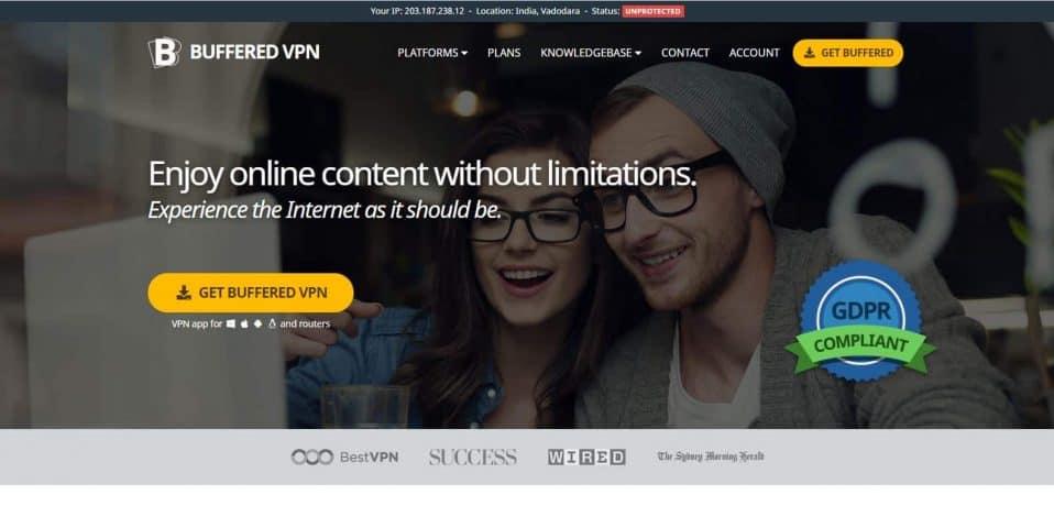 VPN Review Buffered