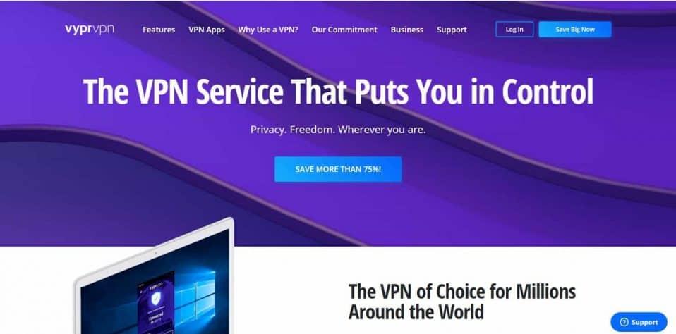 VPN Review VyprVPN