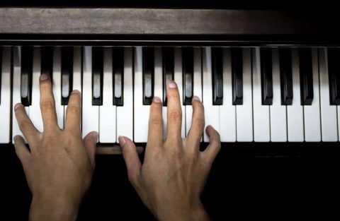 Weighted Keys vs. Touch Keys