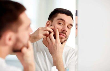 Wet vs. Dry Trimming - acne