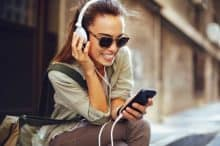 What Can You Do While Wearing Bass Headphones - listen to music