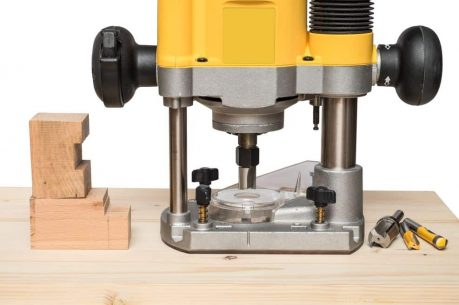 What Can a Router Table Do - plunge router
