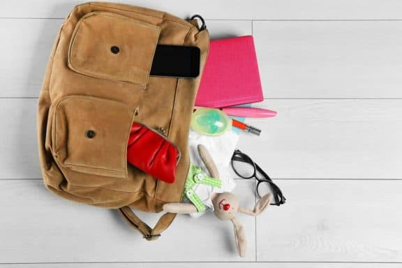 What You Need to Pack in Your Diaper Bag