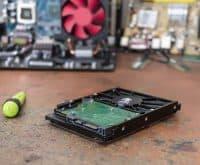 What is a Case Fan - Hard drive fan