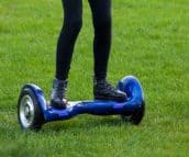 What is a Hoverboard - Grass