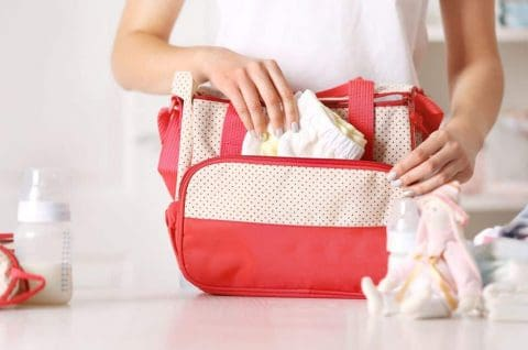 What is the Average Price of a Diaper Bag
