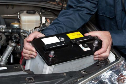 What to do with an Old Car Battery