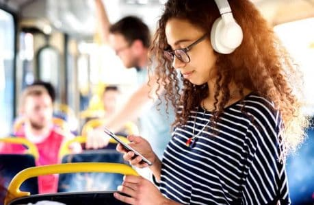 Which Design is Right for You - On the bus